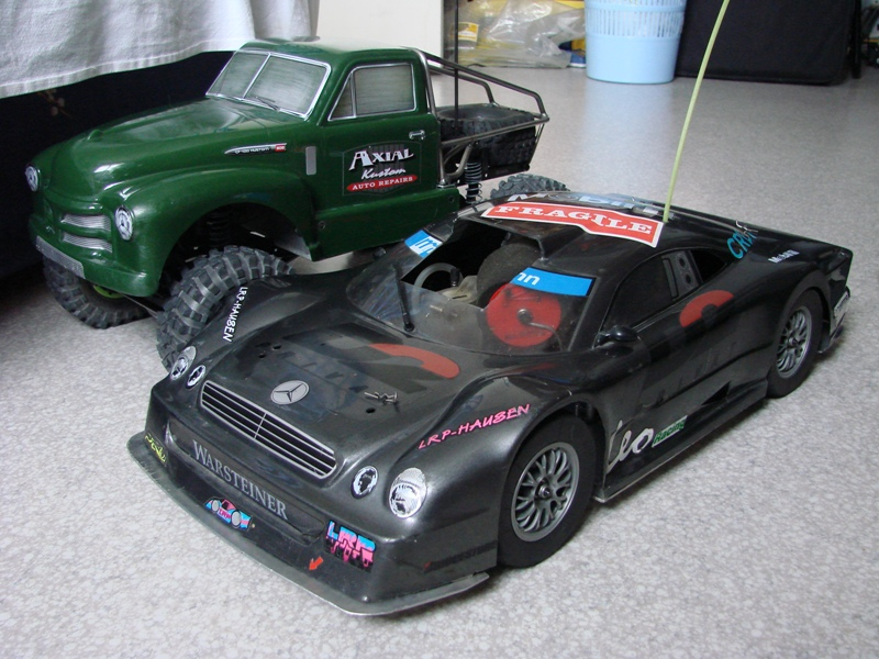 Shaft Avioracing 1/10 Voiture Thermique Rally : Ma première thermique 22