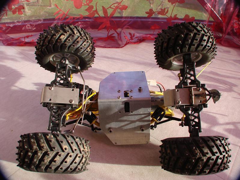 Proto Crawler Home made V.1 - 2003 03
