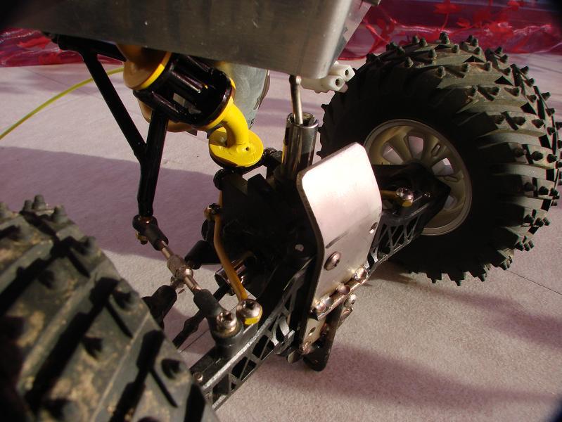 Proto Crawler Home made V.1 - 2003 04
