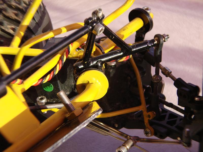 Proto Crawler Home made V.1 - 2003 06