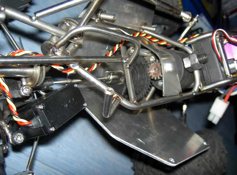 Proto Crawler Home made V.1 - 2003 15