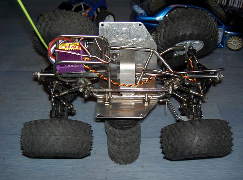 Proto Crawler Home made V.1 - 2003 18