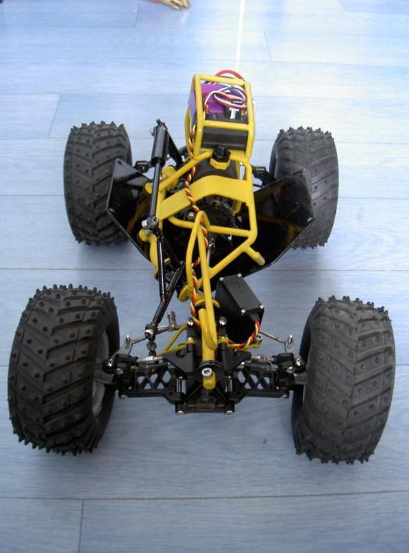 Proto Crawler Home made V.1 - 2003 20