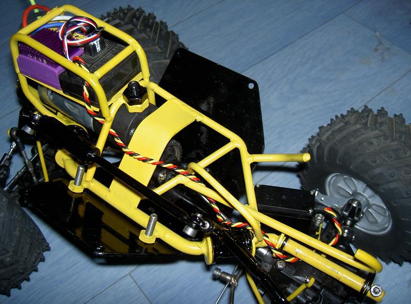 Proto Crawler Home made V.1 - 2003 21