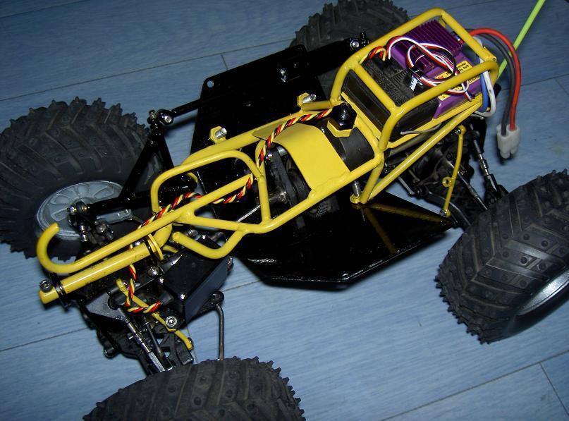Proto Crawler Home made V.1 - 2003 22