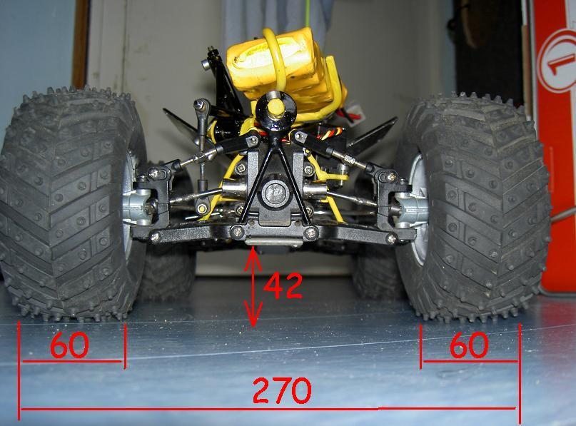 Proto Crawler Home made V.1 - 2003 23