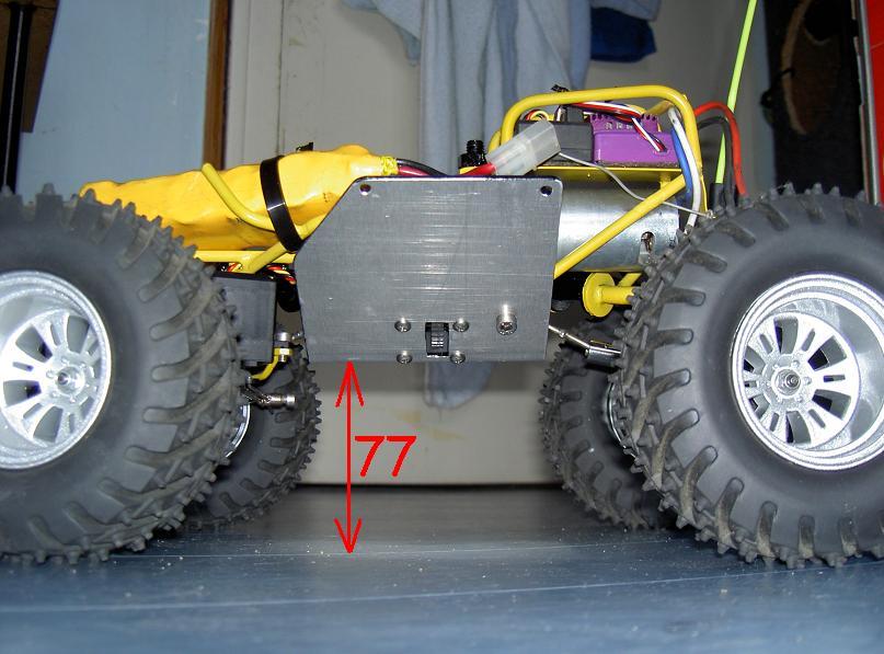 Proto Crawler Home made V.1 - 2003 24