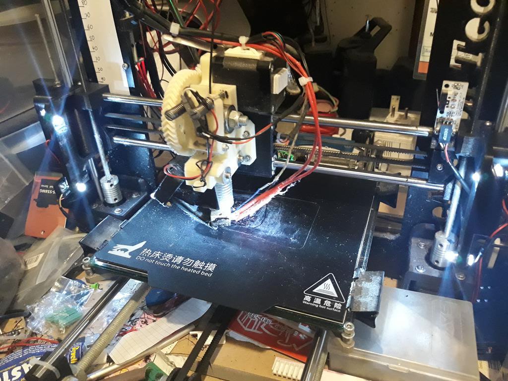 Alfawise U20 One : la nouvelle imprimante 3D de Louloux ! - Page 3 001