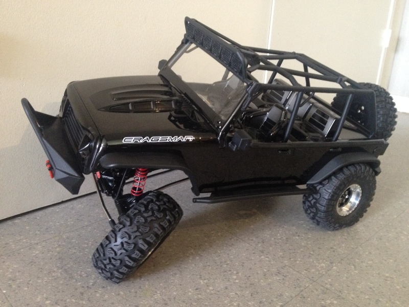 [TRACTION HOBBY CRAGSMAN] Jeep Wrangler  -  Dodge Ram 1500 (page 2) 50
