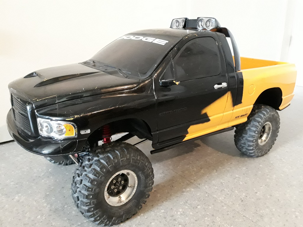 [TRACTION HOBBY CRAGSMAN] Jeep Wrangler  -  Dodge Ram 1500 (page 2) - Page 2 082