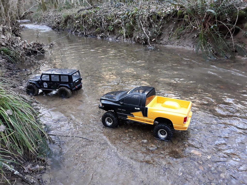 Traction Hobby Cragsman Jeep Wrangler  -  Dodge Ram 1500 (page 2) - Page 3 146