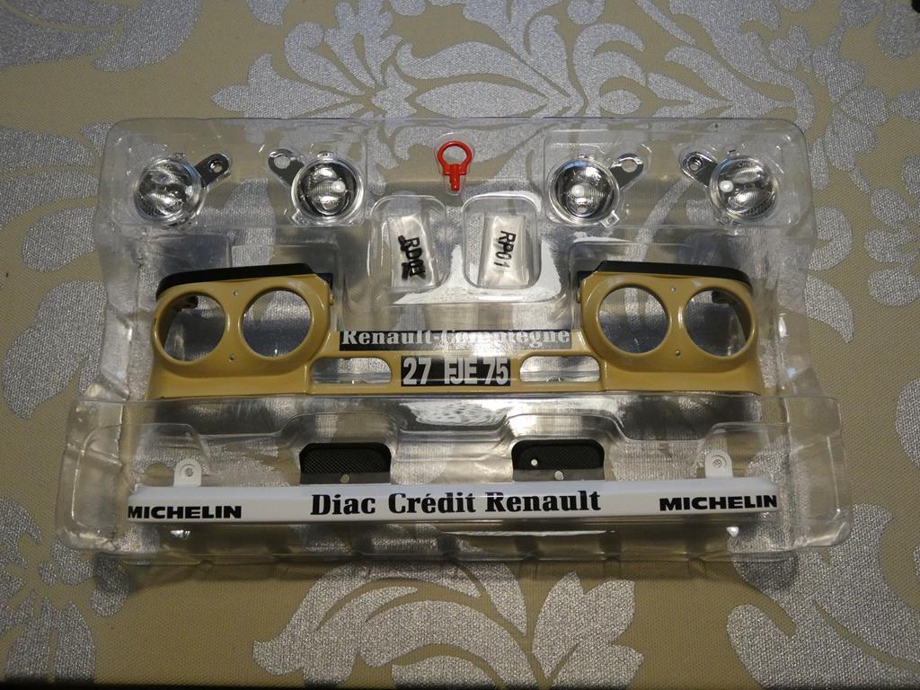 maquette Ford Gran Torino Collection HACHETTE n°1 (Starsky & Hutch) 601