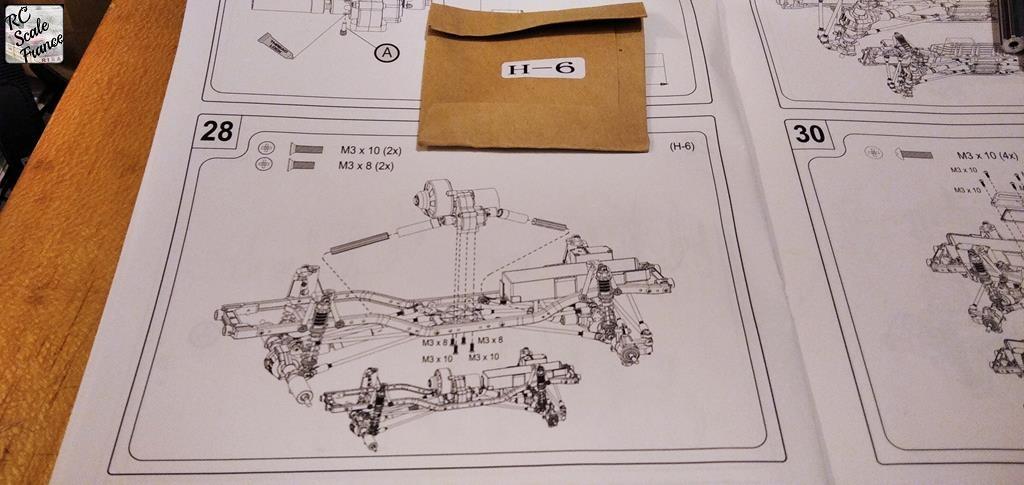 Crawler Reely Free Men Extreme RTR RE-6549612 VS Scx10 II : Présentation et modification by Louloux - Page 3 042