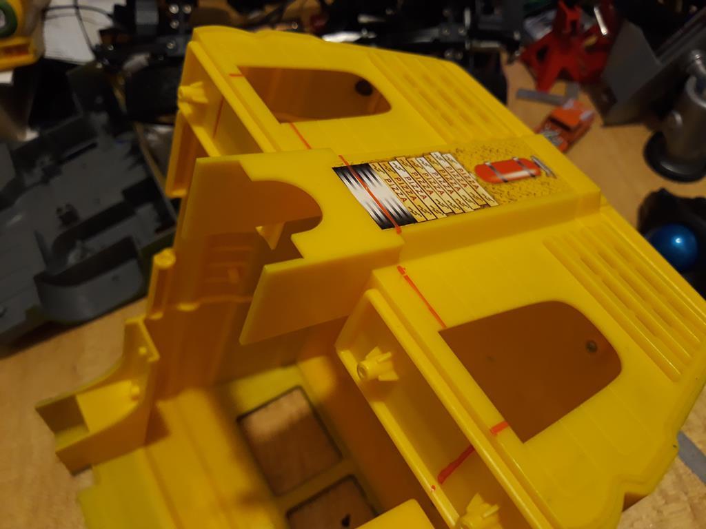 Dodge A100 4x4 - Pont SDI et trans axial 032