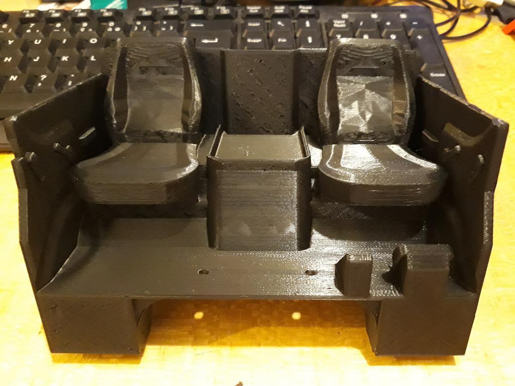 Dodge A100 4x4 - Pont SDI et trans axial 040