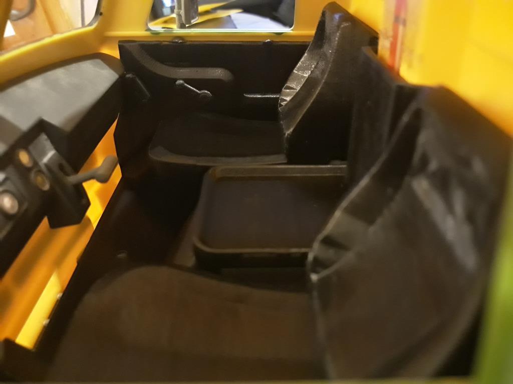 Dodge A100 4x4 - Pont SDI et trans axial 045