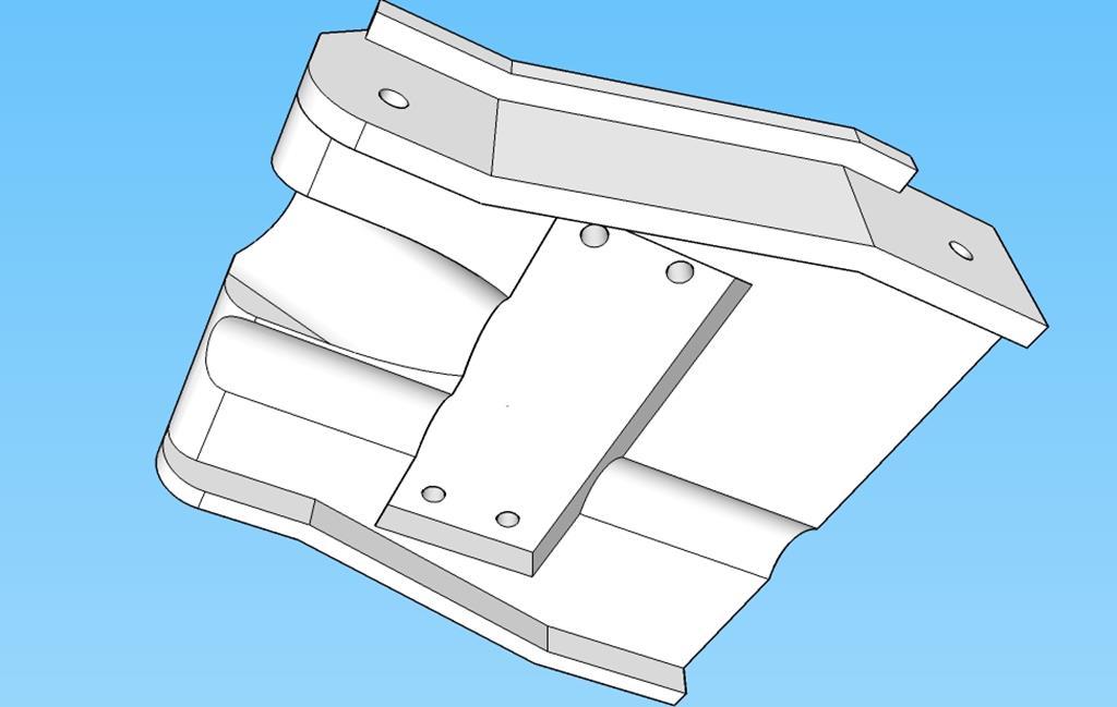 Dodge A100 4x4 - Pont SDI et trans axial 050