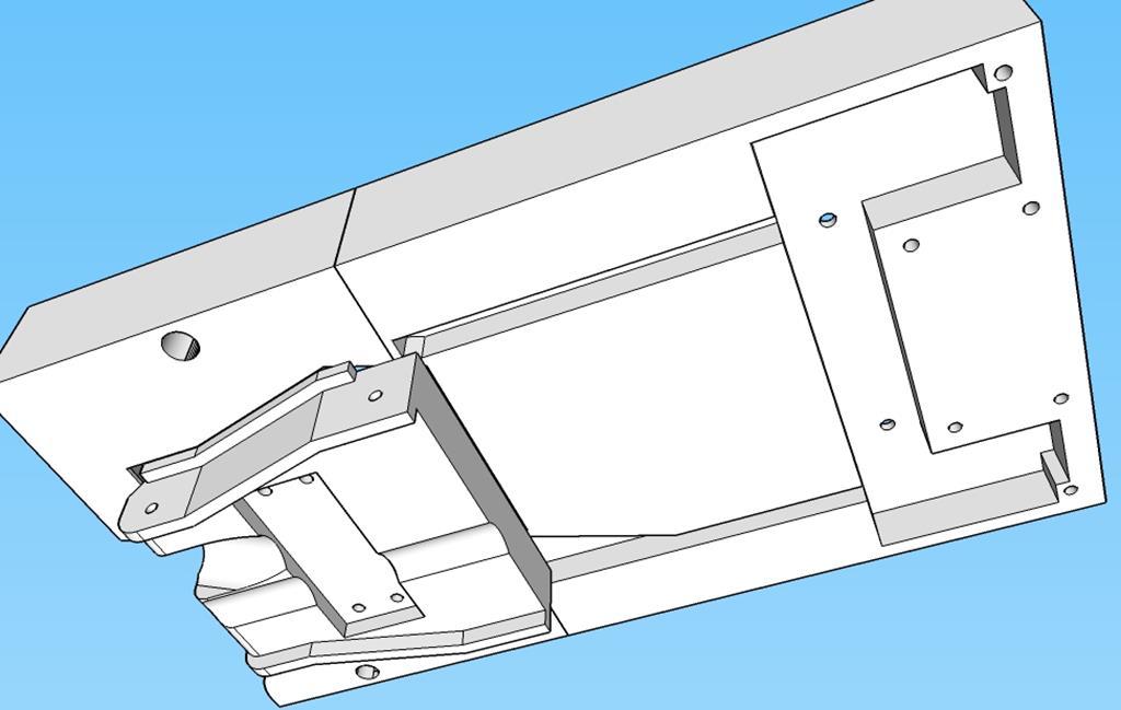 Dodge A100 4x4 - Pont SDI et trans axial 051