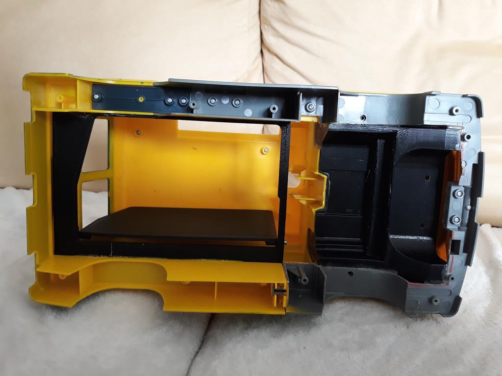 Dodge A100 4x4 - Pont SDI et trans axial 059