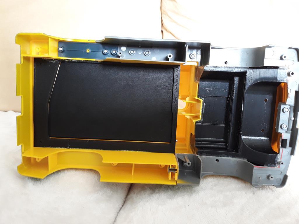 Dodge A100 4x4 - Pont SDI et trans axial 060