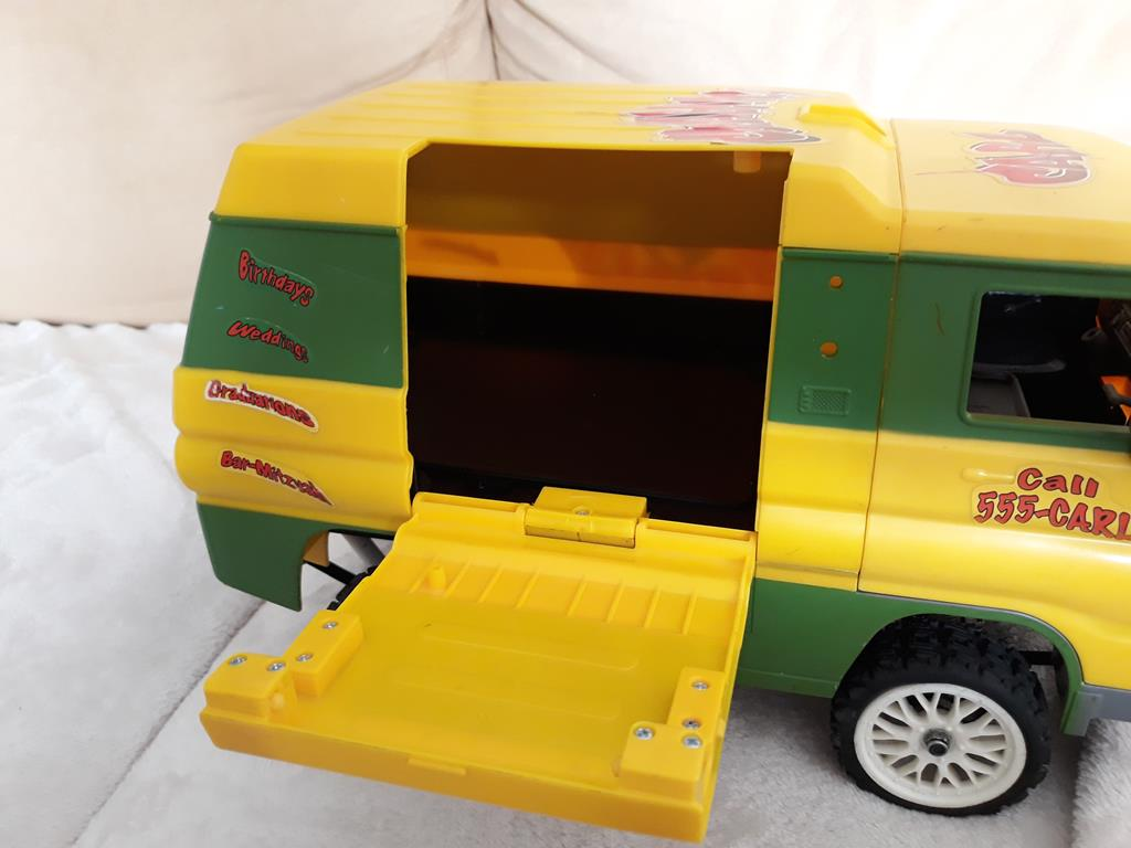 Dodge A100 4x4 - Pont SDI et trans axial 064