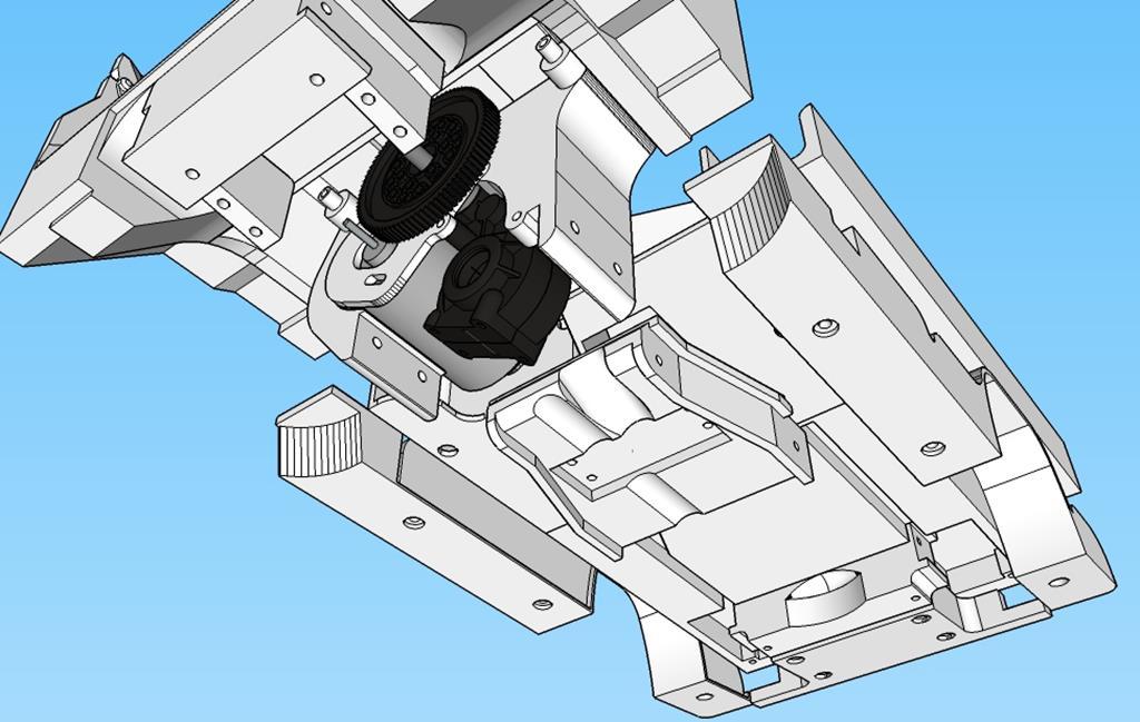 Dodge A100 4x4 - Pont SDI et trans axial 068