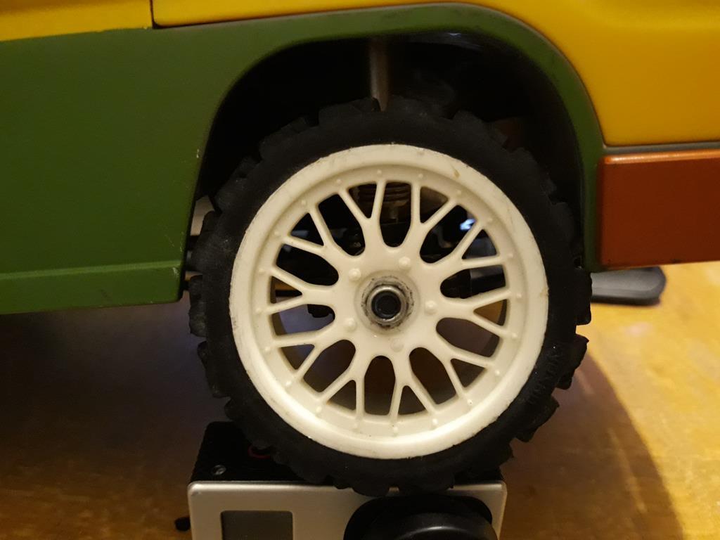 Dodge A100 4x4 - Pont SDI et trans axial 079