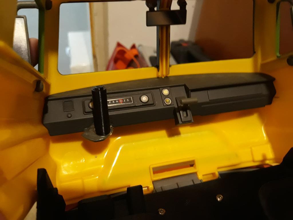 Dodge A100 4x4 - Pont SDI et trans axial 084