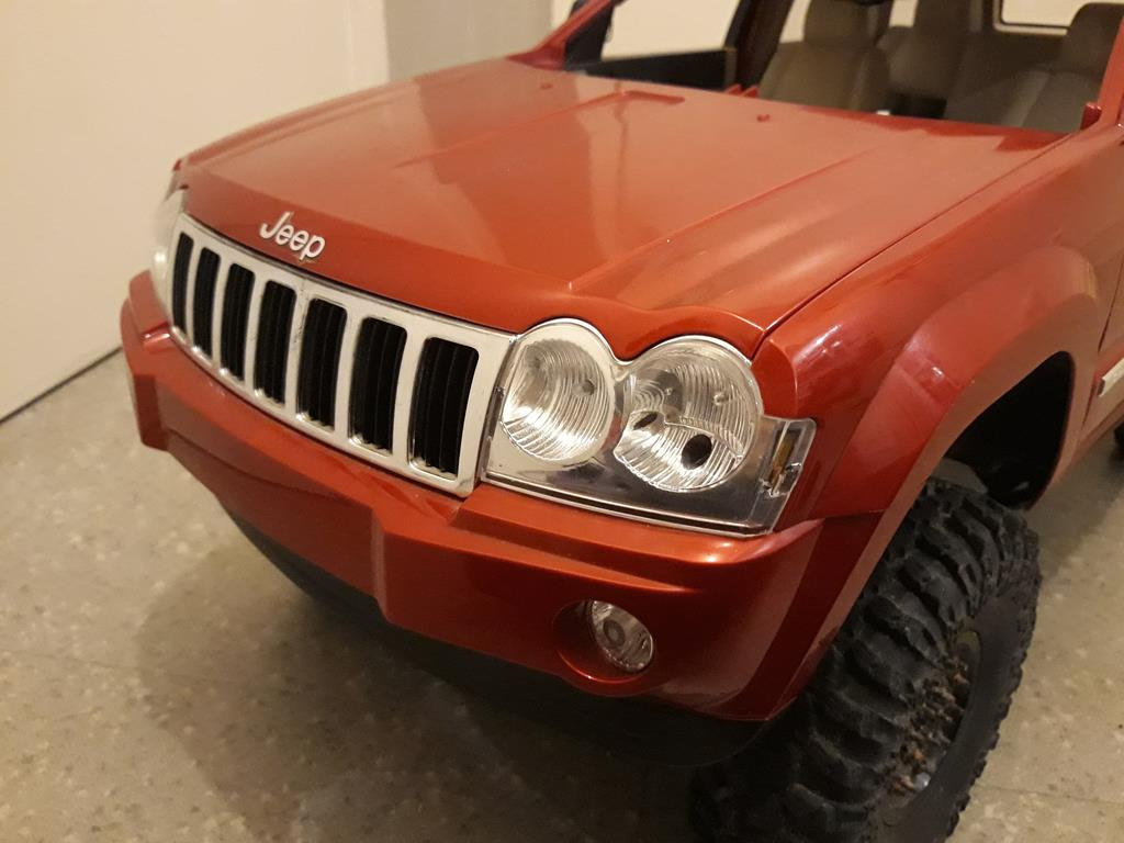 TRACTION HOBBY CRAGSMAN - Jeep Grand Cherokee 5.7L Limited 2006 48