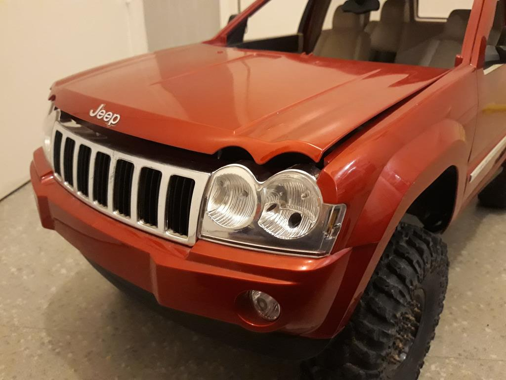 TRACTION HOBBY CRAGSMAN - Jeep Grand Cherokee 5.7L Limited 2006 51