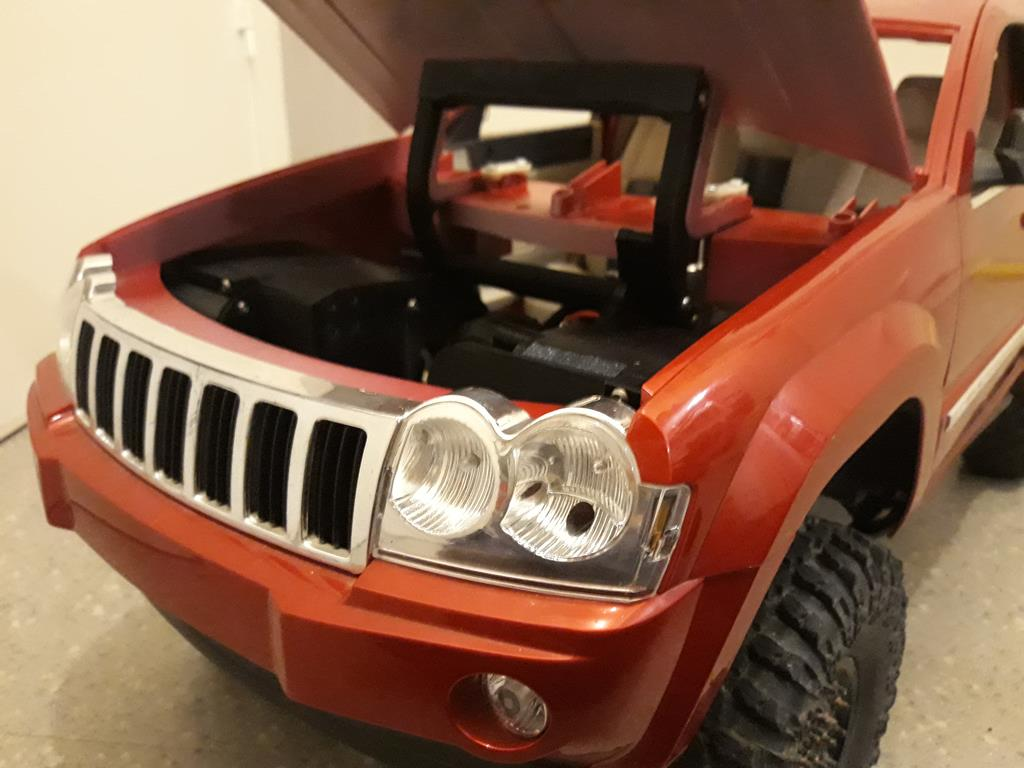 TRACTION HOBBY CRAGSMAN - Jeep Grand Cherokee 5.7L Limited 2006 52