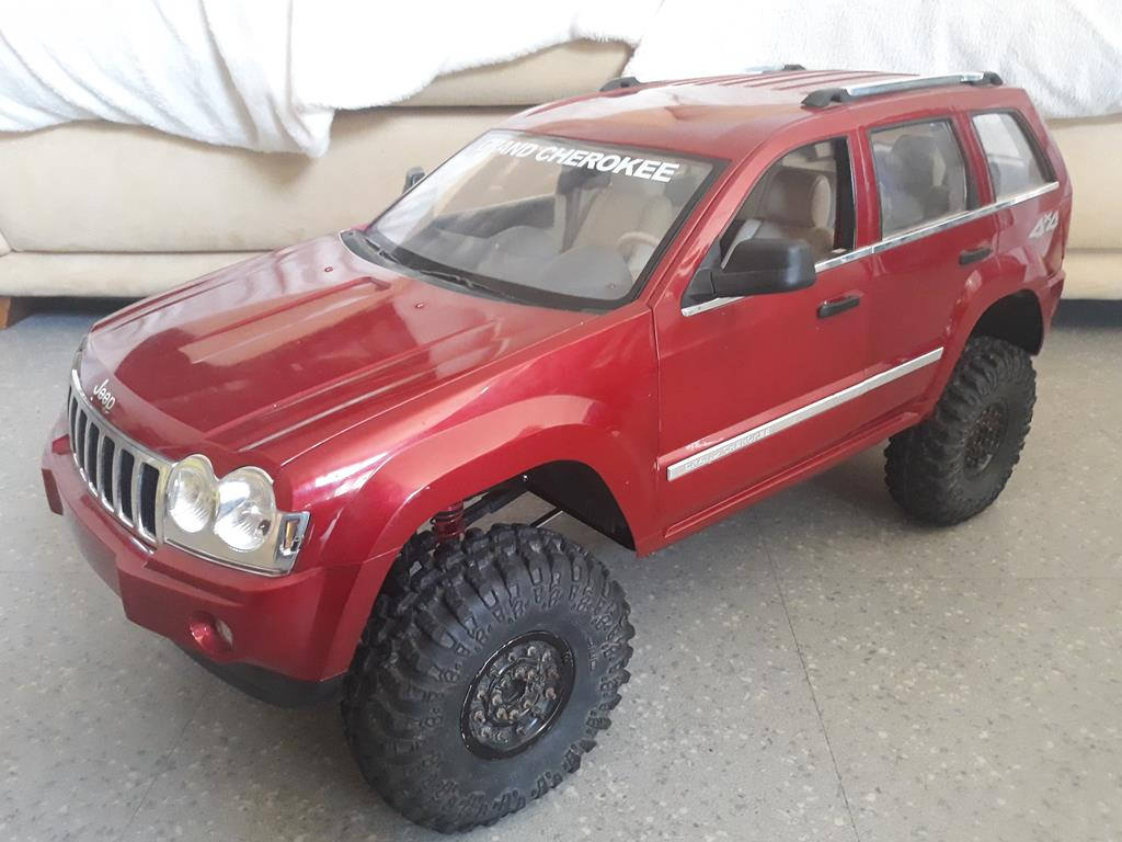 TRACTION HOBBY CRAGSMAN - Jeep Grand Cherokee 5.7L Limited 2006 97