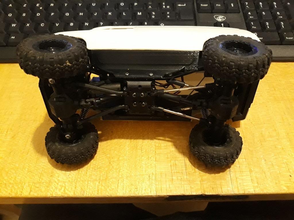 [micro ftx 1/24] Ford Econoline custom 1/25 13