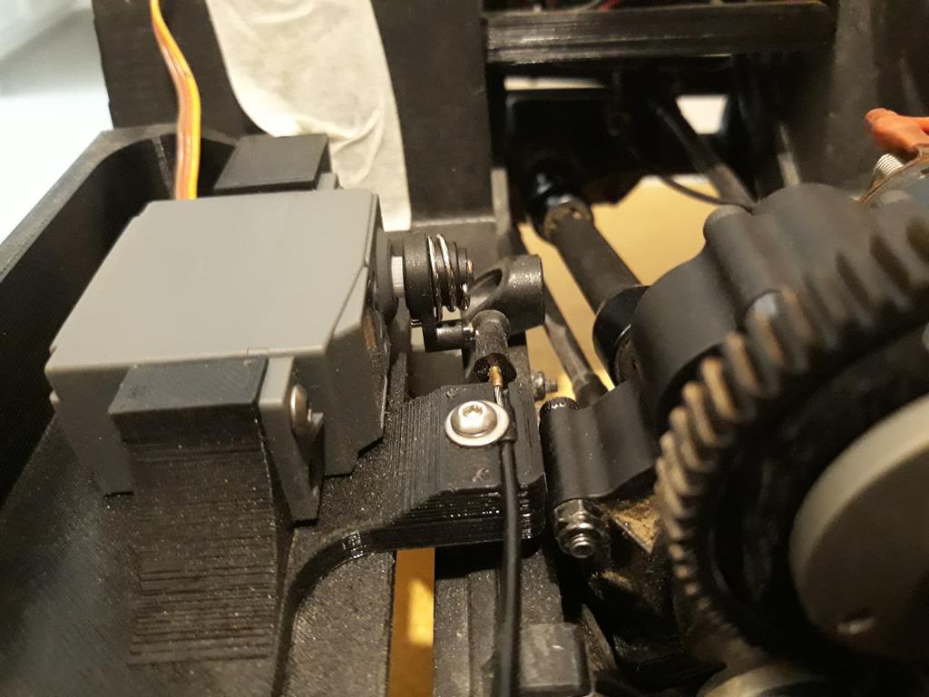 Micro servo en remplacement des 2065 du TRX-4 : différentiel et boite de vitesse - Page 5 13