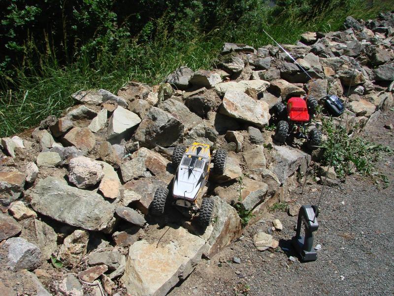 Spots Scale Trial Crawler Offroad Buggy, Monster Truck en région 49 Maine et Loire dans le Grand Ouest 04