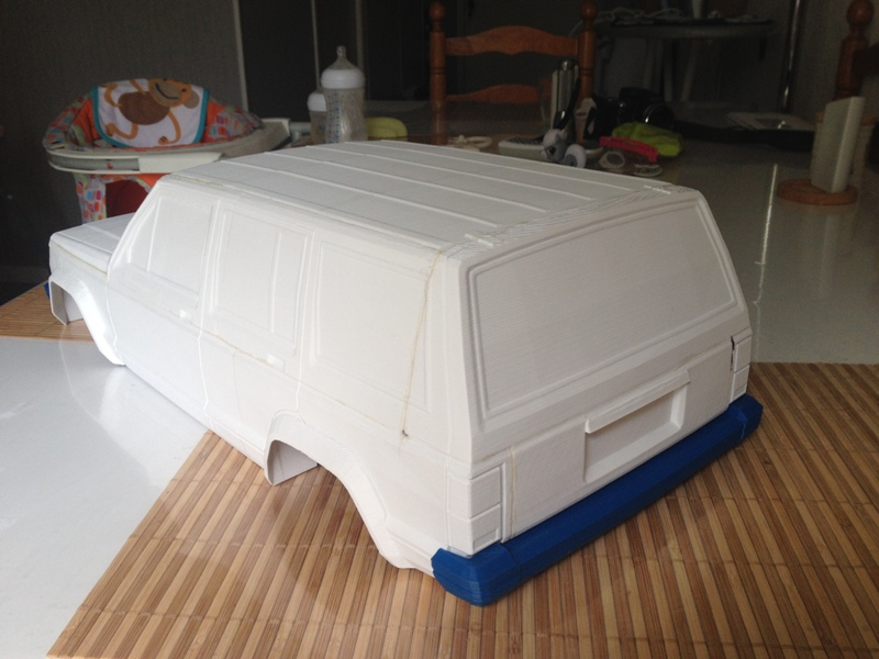[Axial SCX10] Jeep Cherokee 1990 - ech:1/8 - Impression 3D Cherokee-11