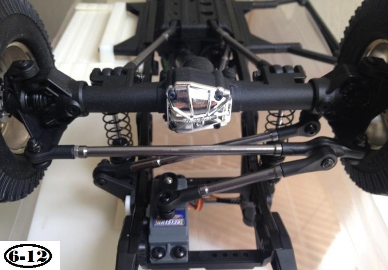 Vaterra Blazer K5 - Astuce et corrections 03