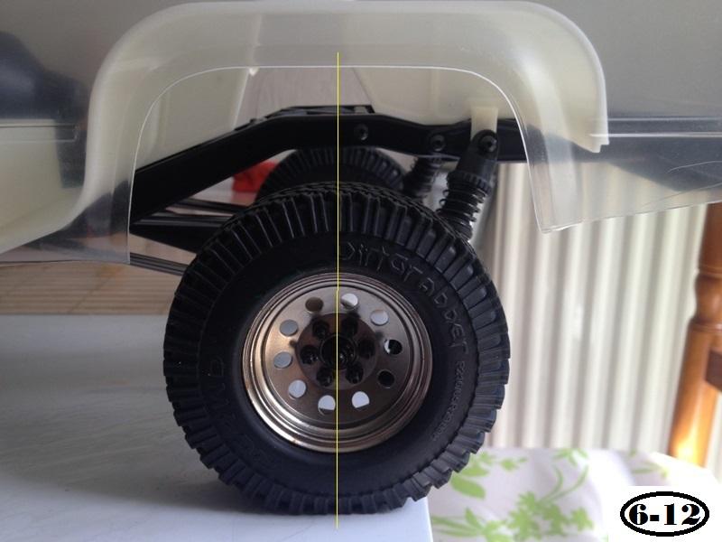 Vaterra Blazer K5 - Astuce et corrections 09