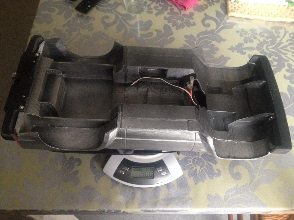 Axial SCX10 Nissan Patrol Y60 - ech:1/8 - Impression 3D Patrol-104