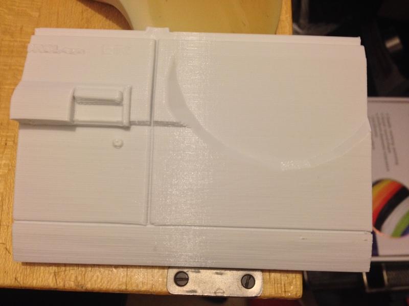 Axial SCX10 Nissan Patrol Y60 - ech:1/8 - Impression 3D Patrol-40
