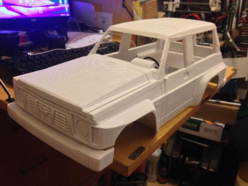 [Axial SCX10] Nissan Patrol Y60 - ech:1/8 - Impression 3D Patrol-50