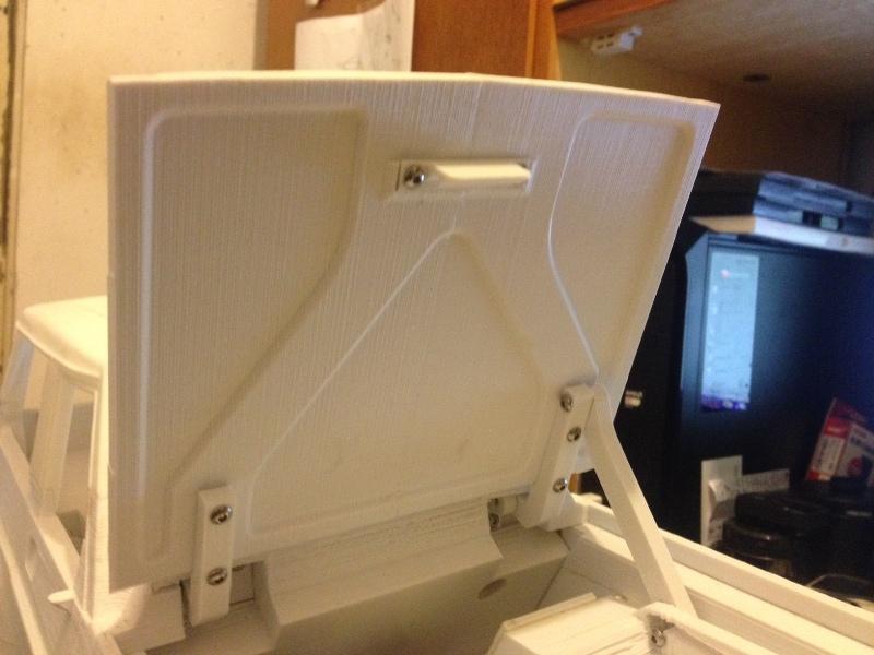 [Axial SCX10] Nissan Patrol Y60 - ech:1/8 - Impression 3D Patrol-76