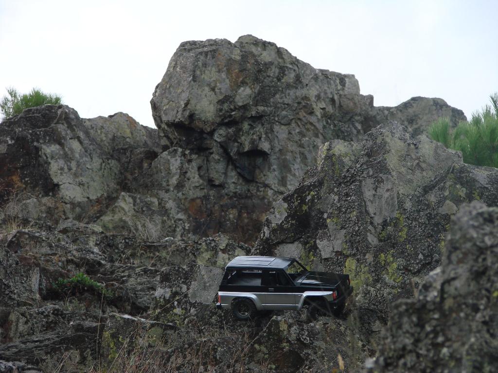 Axial SCX10 Nissan Patrol Y60 - ech:1/8 - Impression 3D Patrol-84