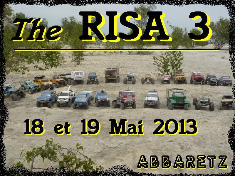 The R.I.S.A. III - 18 et 19 Mai 2013 - Abbaretz (44) RISA3