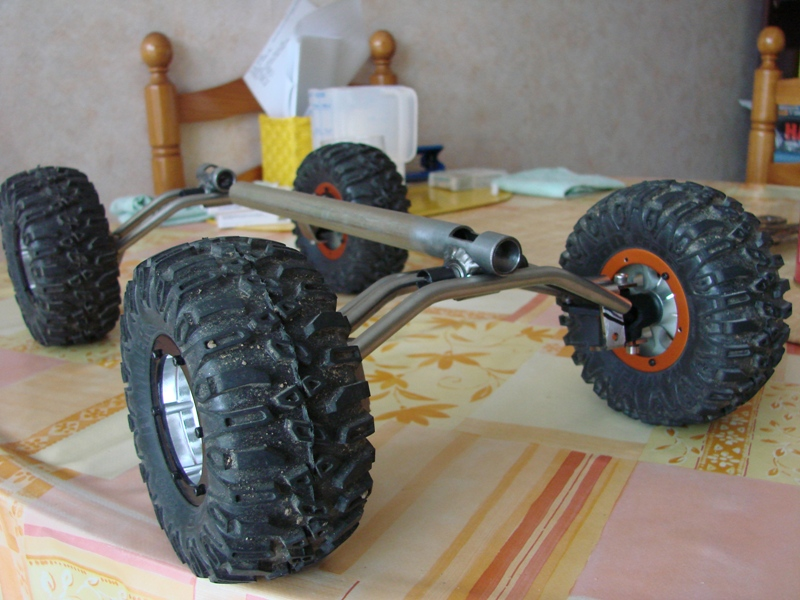 Proto Crawler Home made V.2 - 2009 017