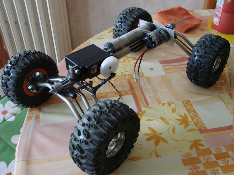 Proto Crawler Home made V.2 - 2009 022