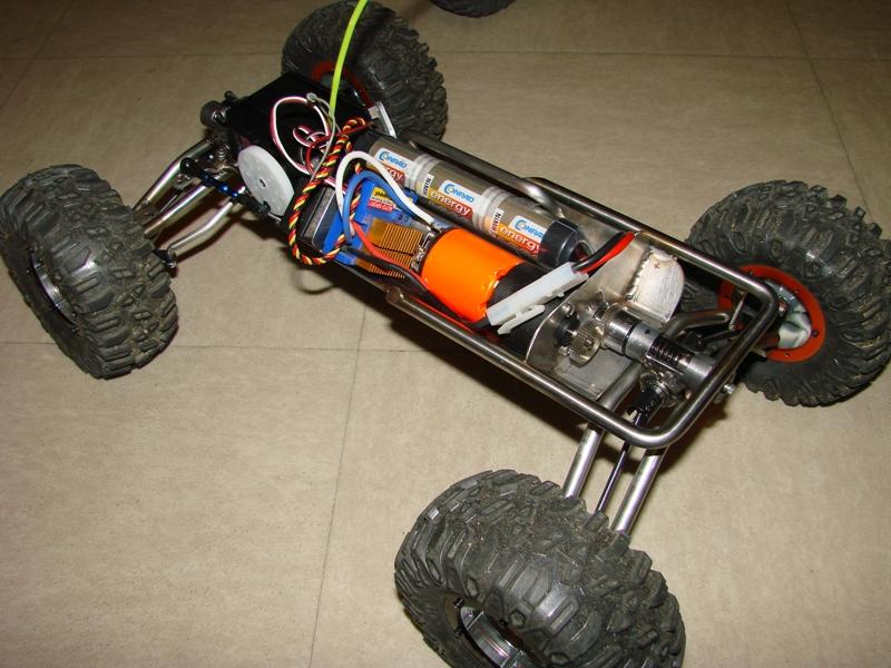 Proto Crawler Home made V.2 - 2009 031