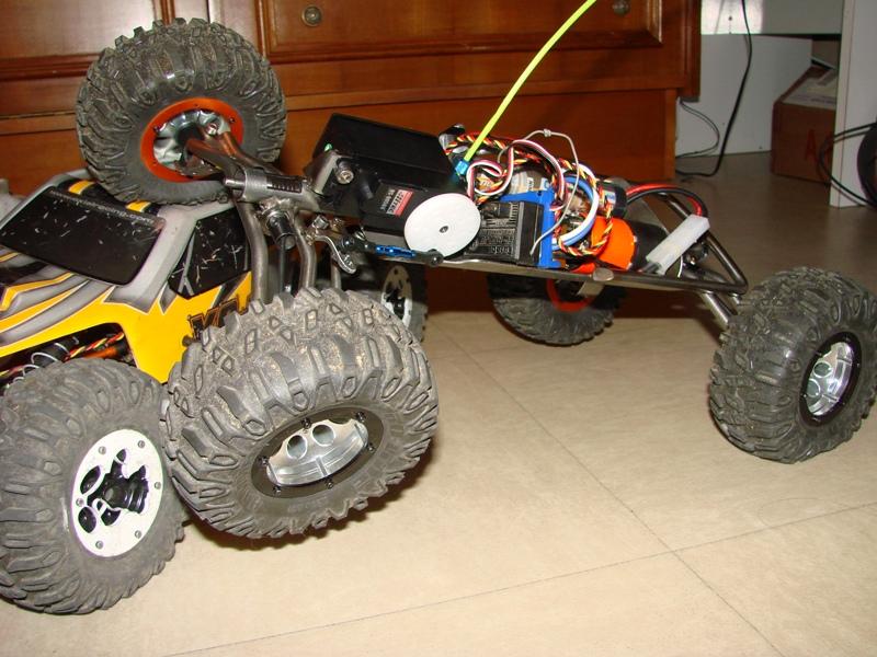 Proto Crawler Home made V.2 - 2009 035