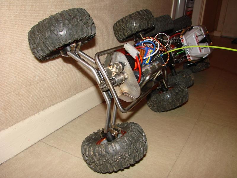 Proto Crawler Home made V.2 - 2009 036