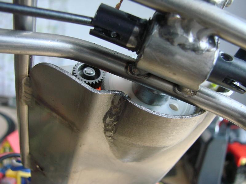 Proto Crawler Home made V.2 - 2009 040